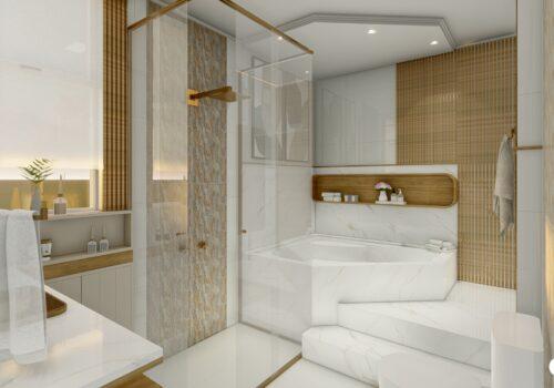 Dormitório casal - closet e suite_14