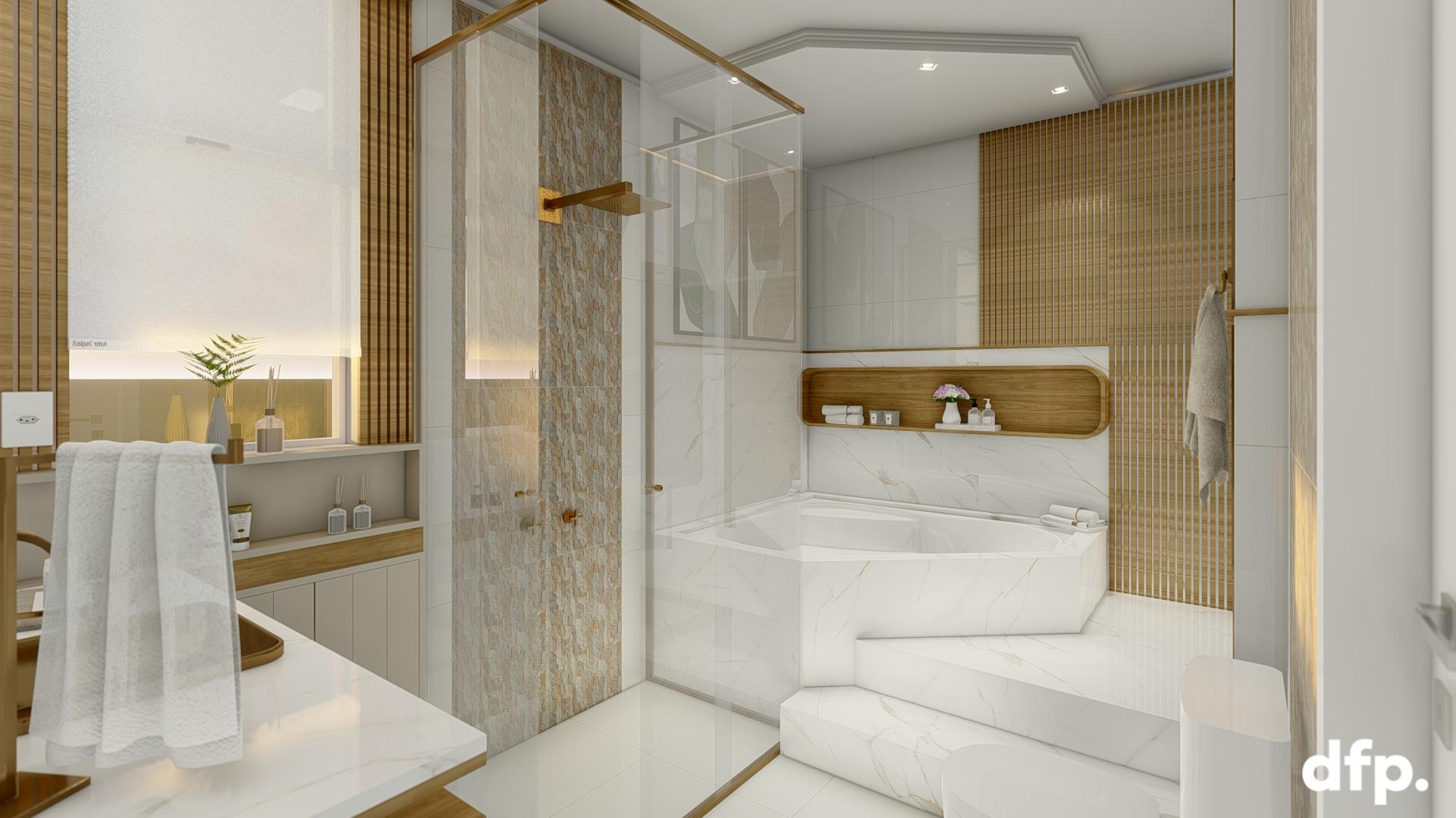 Dormitório Casal – Closet E Suite 14