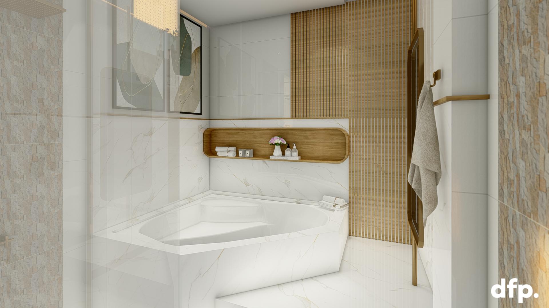 Dormitório Casal – Closet E Suite 16