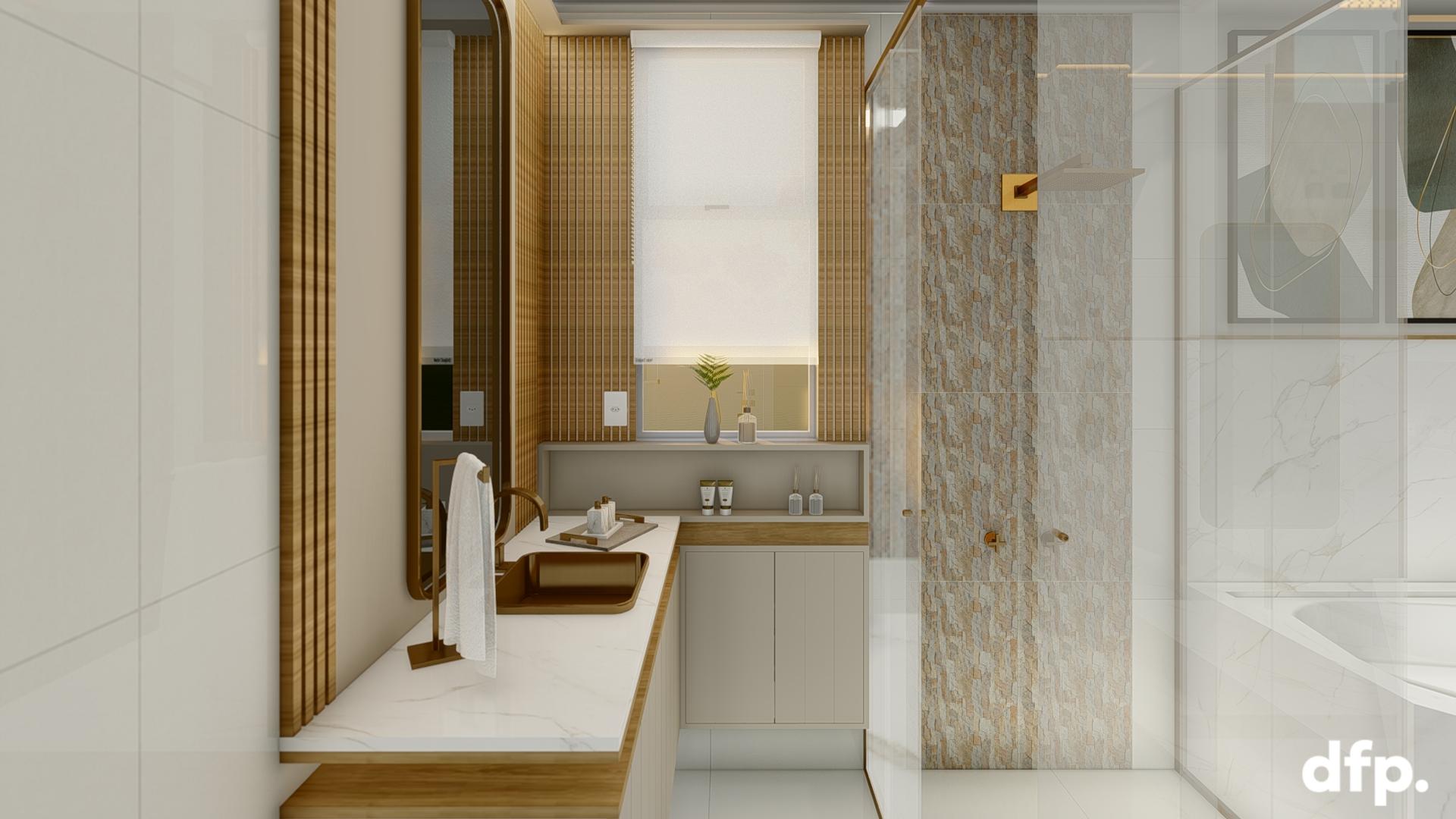 Dormitório Casal – Closet E Suite 19
