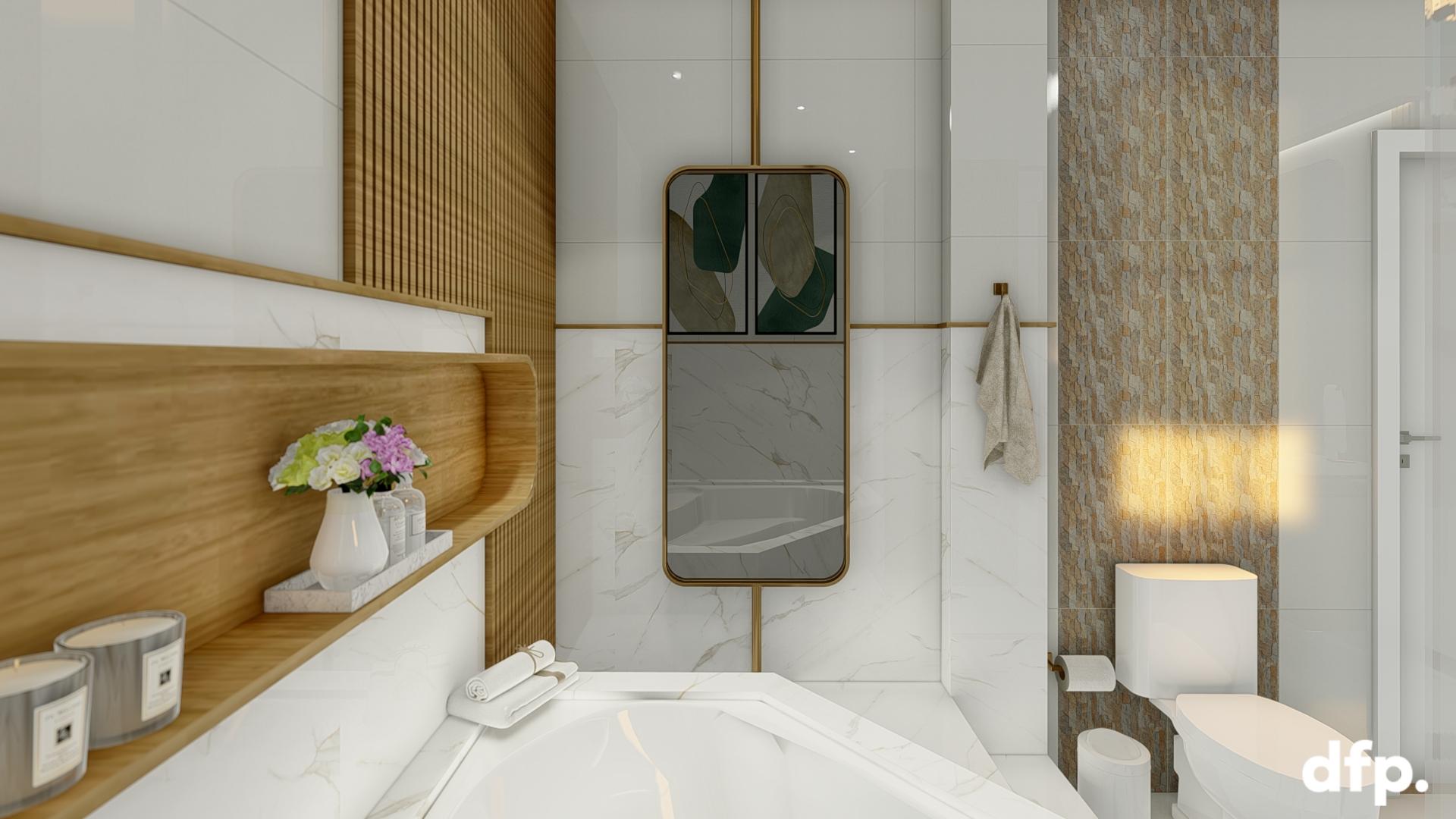 Dormitório Casal – Closet E Suite 20